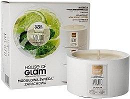 Profumi e cosmetici Candela profumata - House of Glam Calabrian Mojito Candle