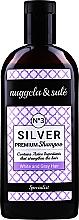 Profumi e cosmetici Shampoo per capelli grigi e decolorati - Nuggela & Sule Premium Silver N?3 Shampoo