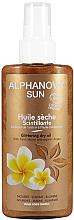 Profumi e cosmetici Olio corpo illuminante e abbronzante - Alphanova Sun Oil Dry Sparkling