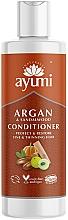 """Profumi e cosmetici Balsamo """"Argan e legno di sandalo"""" - Ayumi Argan & Sandalwood Conditioner"""