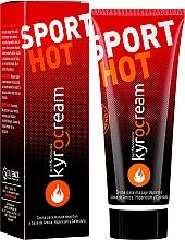 Profumi e cosmetici Crema corpo antinfiammatoria - Melvita Kyrocream Sport Hot Cream