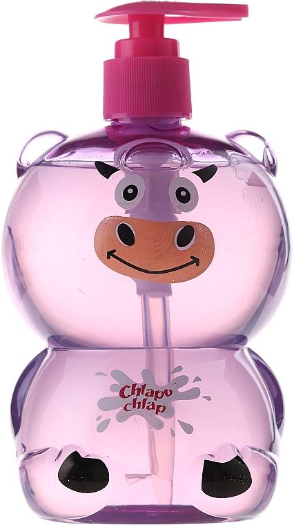 Gel doccia per bambini Mucca - Chlapu Chlap Bath & Shower Gel