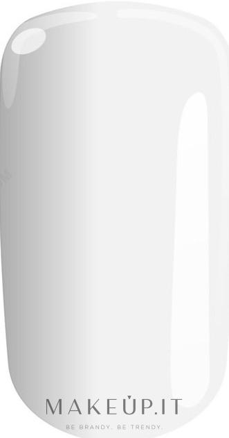 Gel per unghie - Silcare High Light LED Color Gel — foto 01 - Clear White