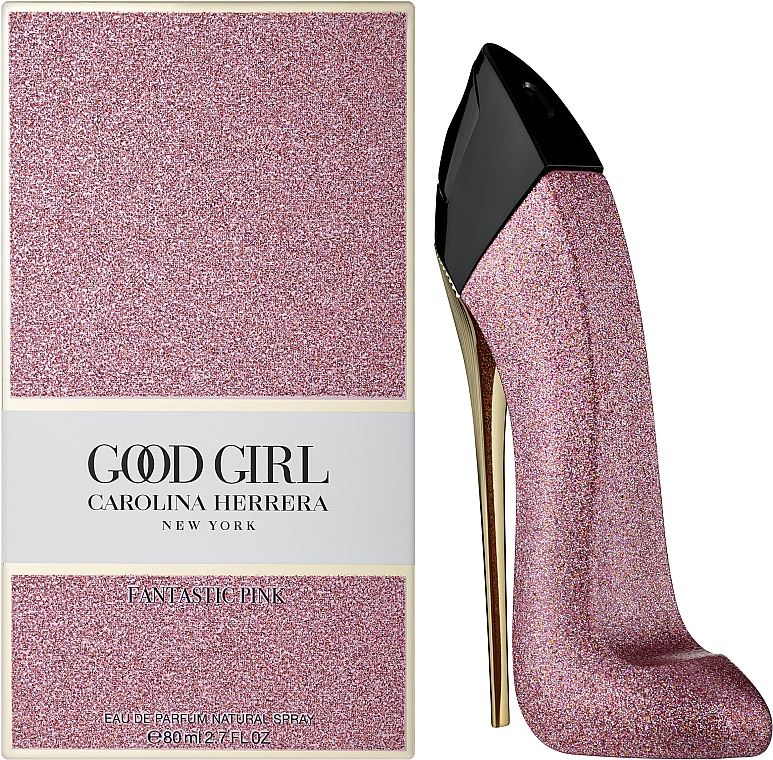 Carolina Herrera Good Girl Fantastic Pink - Eau de parfum — foto N2