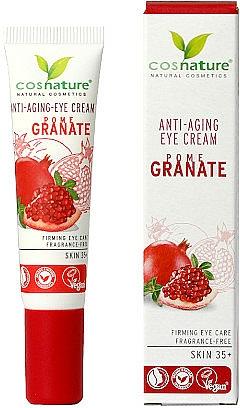 """Crema per palpebre """"Melograno"""" - Cosnature Eye Cream Pomegranate"""