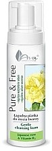 Profumi e cosmetici Schiuma detergente - AVA Laboratorium Pure & Free Gentle Cleansing Foam