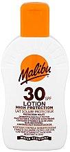 Profumi e cosmetici Crema solare idratante SPF 30 - Malibu Lotion Hight Protection