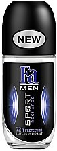 Profumi e cosmetici Deodorante roll on - Fa Men Sport Recharge Anti-Perspirant