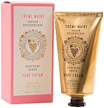 "Profumi e cosmetici Crema mani ""Uva bianca"" - Panier Des Sens Renewing Grape Hand Cream"