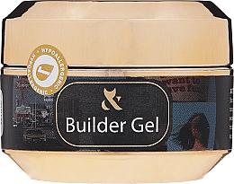 Profumi e cosmetici Gel bianco - F.O.X Builder White Gel