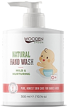 Profumi e cosmetici Sapone liquido per bambini - Wooden Spoon Natural Hand Wash