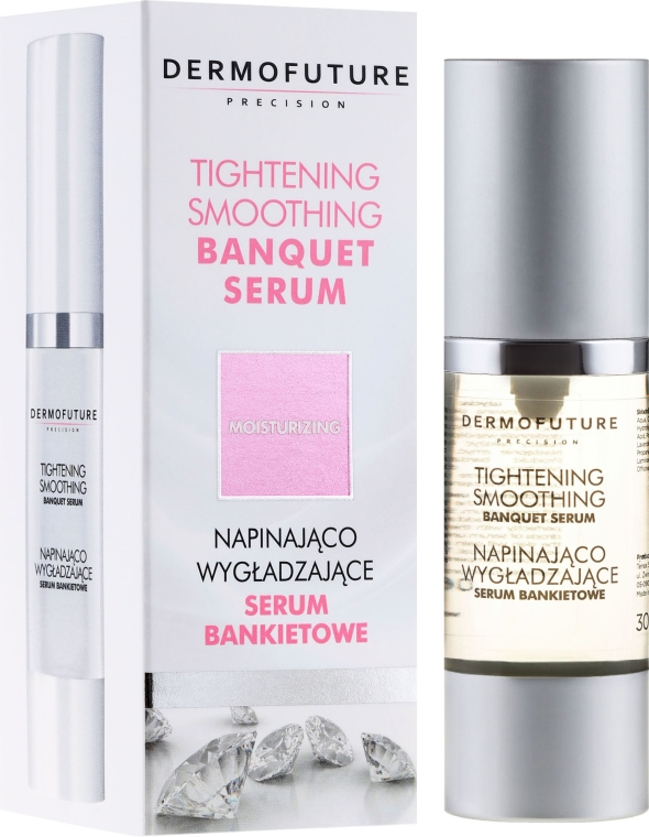 Siero levigante - DermoFuture Tightening Smoothing Banquet Serum