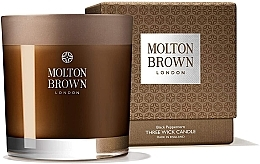 Profumi e cosmetici Molton Brown Black Peppercorn Three Wick Candle - Candela con tre stoppini