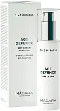 Profumi e cosmetici Crema viso giorno - Madara Cosmetics Time Miracle Age Defence