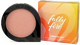 Profumi e cosmetici Blush - Folly Fire Illuminating Blush