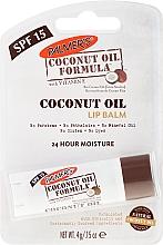Profumi e cosmetici Balsamo labbra - Palmer's Coconut Oil Formula Lip Balm
