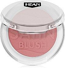 Profumi e cosmetici Blush - Hean Satin Blush