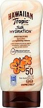 Profumi e cosmetici Lozione solare idratante - Hawaiian Tropic Silk Hydration Lotion SPF50