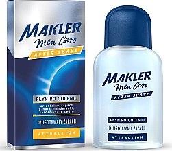 Profumi e cosmetici Lozione dopobarba - Makler Attraction After Shave