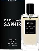Profumi e cosmetici Saphir Parfums Excentric Man - Eau de parfum