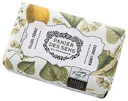 Profumi e cosmetici Sapone - Panier Des Sens Extra Gentle Natural Soap with Shea Butter Cedrat Linden