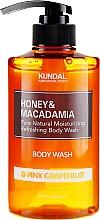 "Gel doccia ""Pompelmo rosa"" - Kundal Honey & Macadamia Body Wash Pink Grapefruit — foto N1"