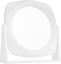 Profumi e cosmetici Specchio cosmetico bifacciale, bianco - Titania