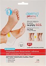 Profumi e cosmetici Maschera esfolianteper talloni - Dermo Pharma Skin Repair Expert