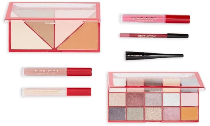 Set - Makeup Revolution Countdown To NYE — foto N5
