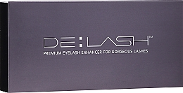 Profumi e cosmetici Siero crescita ciglia - De Lash Eyelashes Enhancer For Gorgeous Lash