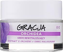 Profumi e cosmetici Crema anti-rughe rivitalizzante con estratto di orchidea e acido ialuronico - Gracja Orchid Revitalizing Anti-Wrinkle Day/Night Cream