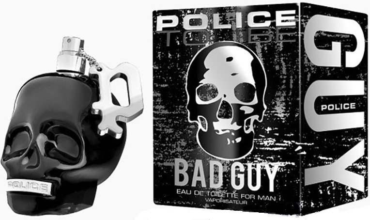 Police To Be Bad Guy - Eau de Toilette