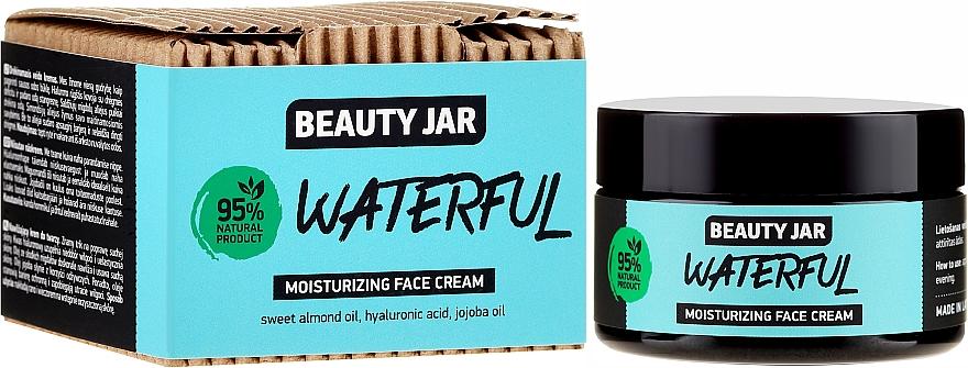 Crema viso idratante - Beauty Jar Waterful Moisturizing Face Cream