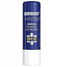 Profumi e cosmetici Balsamo labbra - Novaclear Winter Lip Balm SPF25