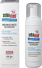 Profumi e cosmetici Schiuma detergente - Sebamed Clear Face Cleansing Foam