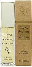 Profumi e cosmetici Alyssa Ashley Essence de Patchouli - Colonia
