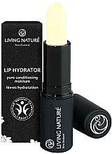 Profumi e cosmetici Balsamo labbra - Living Nature Lip Hydrator
