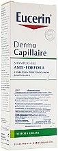 Profumi e cosmetici Shampoo antiforfora per capelli grassi - Eucerin DermoCapillaire Anti-Dandruff Gel Shampoo