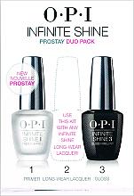 Profumi e cosmetici Set, IST10+IST30 - O.P.I Infinite Shine Duo Pack
