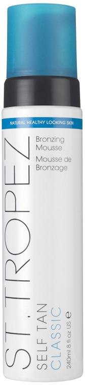 Schiuma abbronzante corpo - St. Tropez Self Tan Classic Bronzing Mousse
