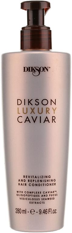 Balsamo rivitalizzante - Dikson Luxury Caviar Revitalizing and Replenishing Conditioner