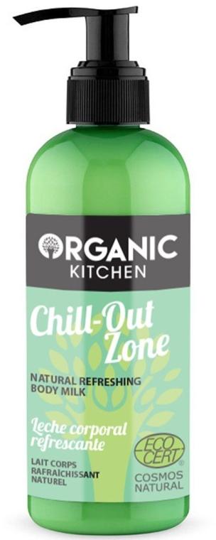 Latte corpo rinfrescante - Organic Shop Organic Kitchen