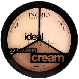 Palette contorno viso - Ingrid Cosmetics Ideal Face Countouring Cream