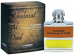 Profumi e cosmetici Al Haramain Khulasat Al Oud - Eau de parfum