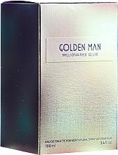 Profumi e cosmetici Vittorio Bellucci Golden Man - Eau de toilette