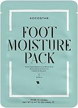 Profumi e cosmetici Maschera idratante per i piedi - Kocostar Foot Moisture Pack