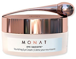 Profumi e cosmetici Crema contorno occhi nutriente - Monat Eye Smooth Nourishing Eye Cream