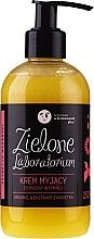 Profumi e cosmetici Crema detergente intima con estratto di calendula - Zielone Laboratorium