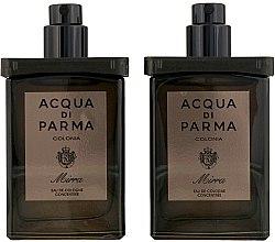 Profumi e cosmetici Acqua di Parma Colonia Mirra Travel Spray Refill - Colonia