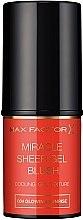 Profumi e cosmetici Blush in stick - Max Factor Miracle Sheer Gel Blush Stick
